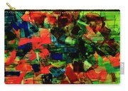 Vibrant Flow. Carry-all Pouch
