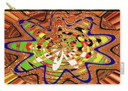 Abstract #1859drawpc Carry-all Pouch