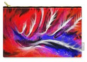 Abstract #45 Carry-all Pouch