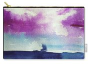 Purple Sky's  Carry-all Pouch