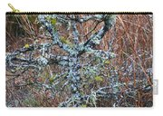 Abstract And Lichen Carry-all Pouch