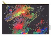 Abstract Andromeda Carry-all Pouch