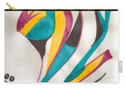Abstract Art 105 Carry-all Pouch