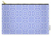 Abstract Art - Lavender Carry-all Pouch