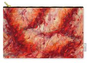 Abstract Art Nineteen Carry-all Pouch