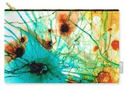 Abstract Art - Possibilities - Sharon Cummings Carry-all Pouch