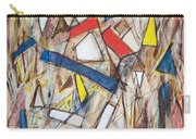 Abstract Art Seven Carry-all Pouch