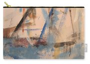 Abstract At Sea 1 Carry-all Pouch