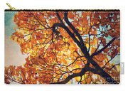Abstract Autumn Impression Carry-all Pouch
