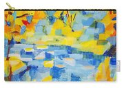 Abstract Autumn Landscape Carry-all Pouch