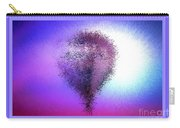 Abstract Balloon In Sky Carry-all Pouch
