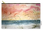 Abstract Beach Painting Carry-all Pouch