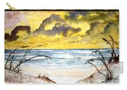 Abstract Beach Sand Dunes Carry-all Pouch