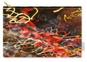 Abstract Berlin Wall 6 Carry-all Pouch