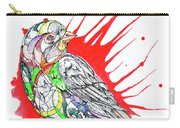 Abstract Bird 002 Carry-all Pouch