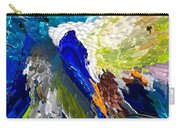 Abstract Bird Carry-all Pouch
