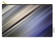 Abstract Blurred Blue And Gray Background Carry-all Pouch