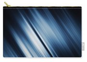 Abstract Blurred Dark Blue  Background Carry-all Pouch
