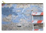 Abstract Brick 2 Carry-all Pouch