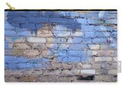 Abstract Brick 3 Carry-all Pouch