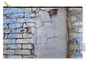 Abstract Brick 4 Carry-all Pouch