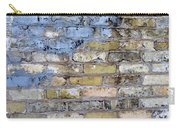 Abstract Brick 6 Carry-all Pouch