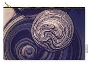 Abstract Bubbles Carry-all Pouch