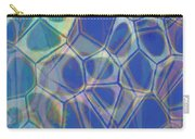 Cells 7 - Abstract Painting Carry-all Pouch
