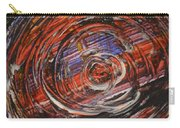 Abstract- Circle Carry-all Pouch