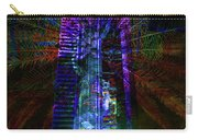 Abstract City In Purple Carry-all Pouch