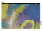 Abstract Close Up 4 Carry-all Pouch