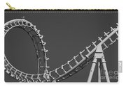 Abstract Coaster Panoramic Carry-all Pouch