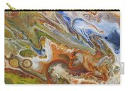 Abstract Colour Carry-all Pouch
