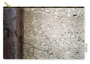 Abstract Concrete 12 Carry-all Pouch