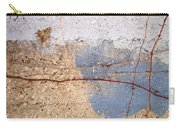 Abstract Concrete 15 Carry-all Pouch