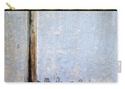 Abstract Concrete 19 Carry-all Pouch