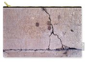 Abstract Concrete 3 Carry-all Pouch
