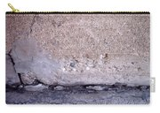 Abstract Concrete 4 Carry-all Pouch