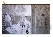 Abstract Concrete 9 Carry-all Pouch