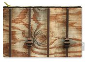 Abstract Construction Art Carry-all Pouch
