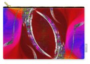 Abstract Cubed 233 Carry-all Pouch