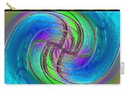 Abstract Cubed 261 Carry-all Pouch