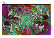 Abstract Cubed 275 Carry-all Pouch