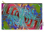 Abstract Cubed 280 Carry-all Pouch