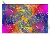 Abstract Cubed 314 Carry-all Pouch