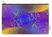 Abstract Cubed 316 Carry-all Pouch