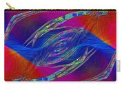 Abstract Cubed 323 Carry-all Pouch