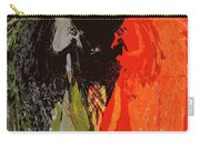 Abstract Dark Angel Carry-all Pouch