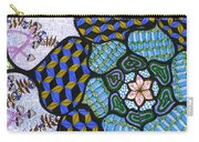 Abstract Design #2 Carry-all Pouch