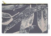 Abstract Design Tree Leaves Background Carry-all Pouch